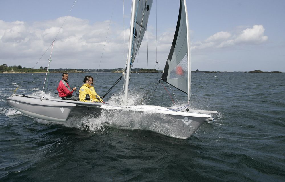 Pre Owned Trimaran For Sale